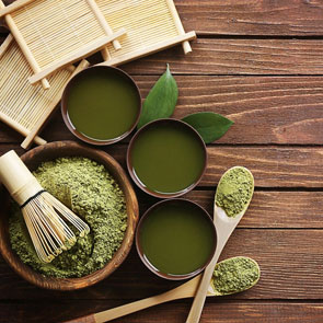 5 DIY Facial Products with Green Tea