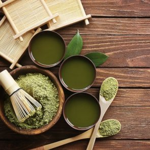 3 DIY Matcha Green Tea Face Masks for All Skin Types