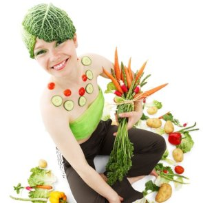 5 Homemade Face Masks with Fresh Vegetables