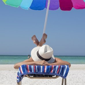 6 Tips for Relieving Sunburn
