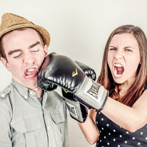 How to Fight Fair With Your Spouse