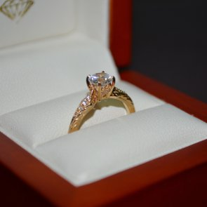 How to Hide an Engagement Ring