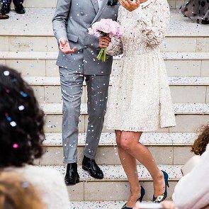 5 Alternatives to Wedding Receiving Line
