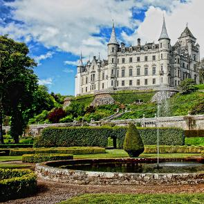 The Most Famous Scottish Castles
