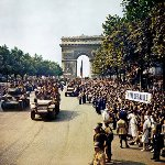 Liberation Day of Paris