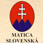 Matica Slovenská Day in Slovakia