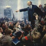 October Revolution Day in Belarus
