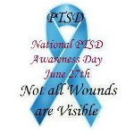 National PTSD Awareness Day in the USA