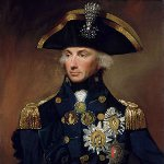 Trafalgar Day in the UK