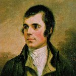 Robert Burns Day in Scotland