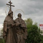 Saint Cyril and Methodius Day in the Eastern Orthodox Church