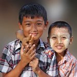 Children's Day in Myanmar