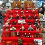 Hinamatsuri in Japan