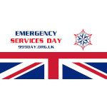Emergency Services Day in the UK