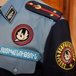 Police Day in Armenia