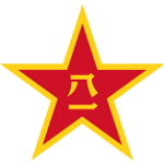 Army Day in China
