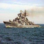 Baltic Fleet Day in Russia