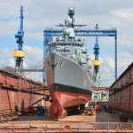 Shipbuilders' Day in Russia