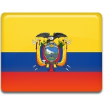 National Flag Day in Ecuador
