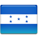 Flag Day in Honduras