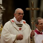 Anniversary of Pope Francis' Election in Vatican