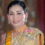 Queen Suthida Bajrasudhabimalalakshana's Birthday in Thailand