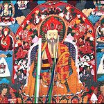 Death anniversary of Zhabdrung in Bhutan