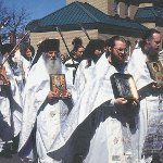 Easter Monday in Eastern Christianity