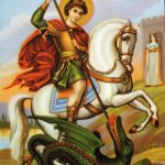 Feast of Saint George (al-Khader) in Palestine