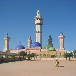 Magal de Touba in Senegal