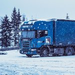 Long-Haul Truck Driver Day in Russia