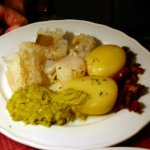 Anna's Day (Lutefisk Day) in Sweden and Finland