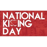 National Kissing Day in the UK