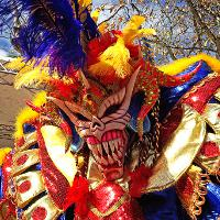 Carnival in the Dominican Republic
