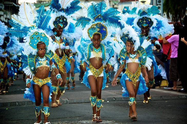 Carnival in Guadeloupe