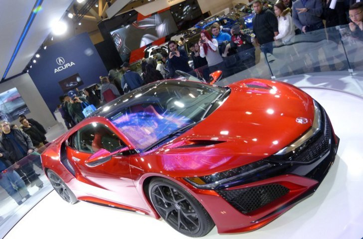 Canadian International AutoShow, CIAS