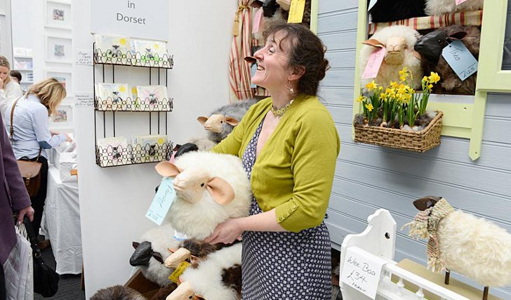 London Country Living Spring Fair