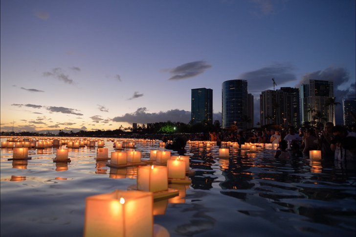 Lantern Floating Hawaii