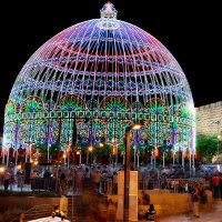 Lights in Jerusalem