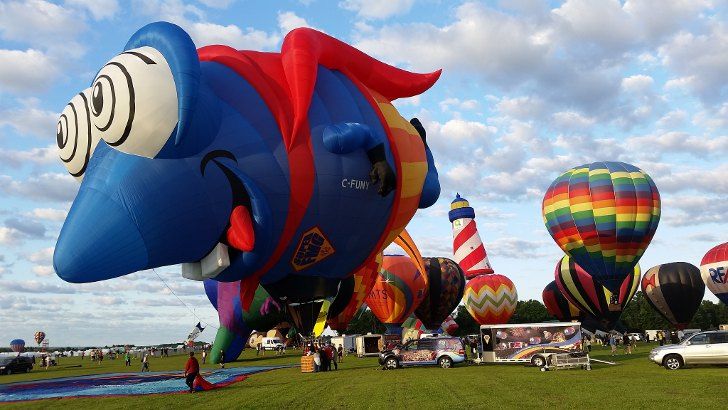 Quick Chek New Jersey Festival of Ballooning title=