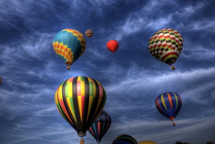 Ravenna Balloon A-Fair