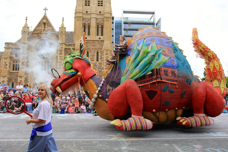 Adelaide Christmas Pageant
