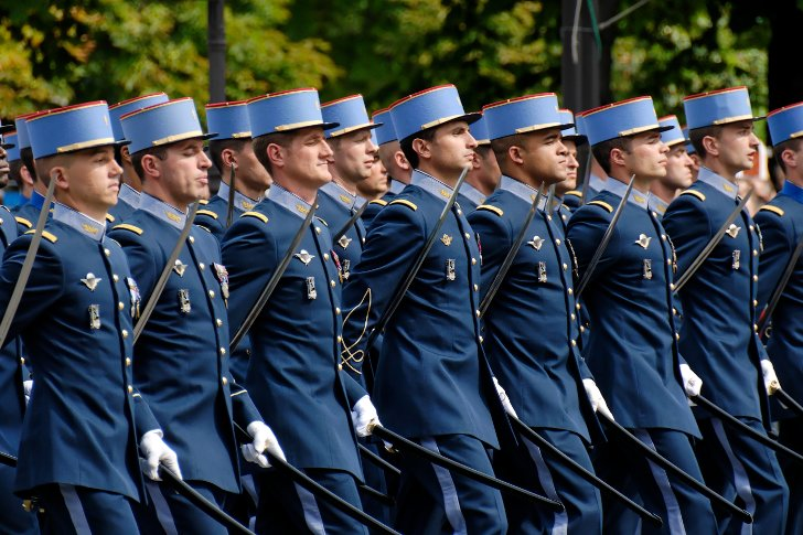 Bastille Day Military Parade
